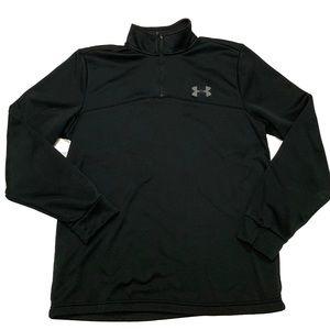 M / UNDER ARMOUR Fleece 1/2  Zip